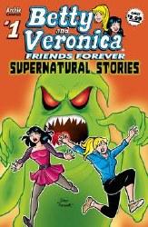 B&V Friends Forever Supernatural #1