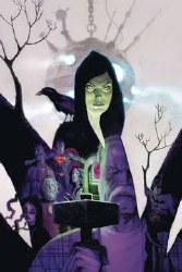 Black Hammer Justice League #4 (Of 5) Cvr B Robinson