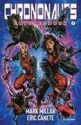 Chrononauts Futureshock #1 (Of 4) Cvr C Charest (Mr)