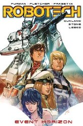 Robotech Tp Vol 06 Event Horizon