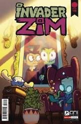 Invader Zim #48 Cvr B Bones (C: 1-0-0)