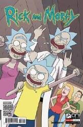 Rick & Morty #55 Cvr A Ellerby (C: 1-0-0)