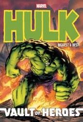 Marvel Vault Of Heroes Hulk Biggest & Best Tp (C: 1-1-2)