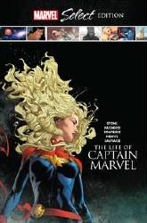 Life Of Captain Marvel Marvel Select Hc