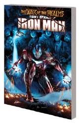 Tony Stark Iron Man Tp Vol 03 War Of Realms