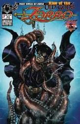 Zorro Rise Of The Old Gods #3 Cvr A Calzada