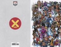 X-Men #1 Bagley Every Mutant Ever Var Dx