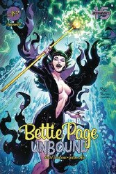 Bettie Page Unbound #7 Cvr A Royle
