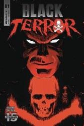 Black Terror #1 Cvr A Francavilla
