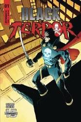 Black Terror #1 Cvr E Gorham