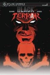 Black Terror #1 Bemis Sgn Atlas Ed (C: 0-1-2)