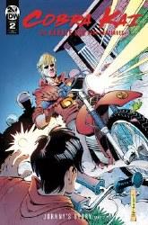 Cobra Kai Karate Kid Saga Continues #2 (Of 4) 10 Copy Incv K