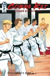 Cobra Kai Karate Kid Saga Continues #2 (Of 4) Cvr A Mcleod