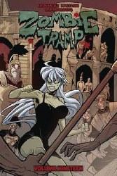 Zombie Tramp Tp Vol 19 Dead Girl In Europe