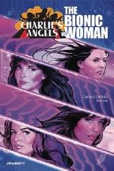 Charlies Angels Vs Bionic Woman Tp