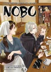 Otherworldly Izakaya Nobu Tp Vol 06