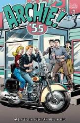 Archie 1955 #3 (Of 5) Cvr B Ordway