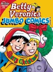 Betty & Veronica Jumbo Comics Digest #278