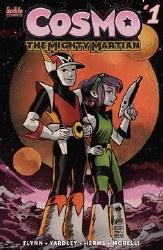 Cosmo Mighty Martian #1 (Of 5) Cvr B Francavilla