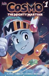 Cosmo Mighty Martian #1 (Of 5) Cvr E Stanley