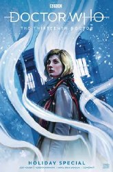 Doctor Who 13th Holiday Special #1 Cvr A Caranfa
