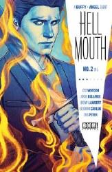 Buffy Vampire Slayer Angel Hellmouth #2 Cvr A Frison