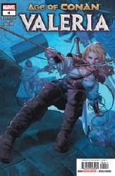 Age Of Conan Valeria #4 (Of 5)