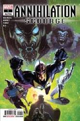Annihilation Scourge Alpha #1