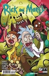 Rick & Morty #56 Cvr B Allen-Mcdowell (C: 1-0-0)