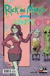 Rick And Morty Presents Unity #1 Cvr B Grace (Mr)