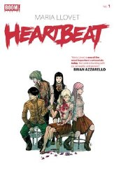 Heartbeat #1 (Of 5) Cvr A Llovet (Mr)
