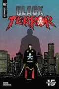 Black Terror #2 Cvr B Fornes
