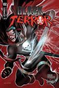 Black Terror #2 Cvr C Kirkham