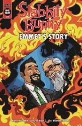 Stabbity Bunny Emmets Story #1 Cvr A