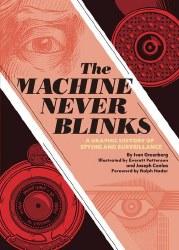 Machine Never Blinks Hc History Spying & Surveillance (C: 1-