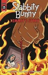Stabbity Bunny Emmets Story #1 Cvr B
