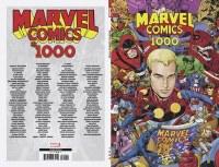 Marvel Comics #1000 2nd Ptg Buckingham Var