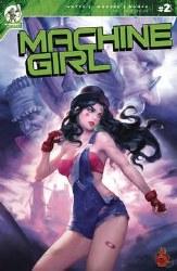 Machine Girl #2