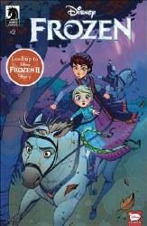 Disney Frozen True Treasure #2 (Of 3) Cvr A Petrovich (C: 1-
