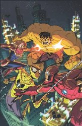Marvel Action Avengers #12 Fiorito