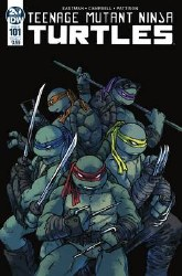 Tmnt Ongoing #101 Cvr A Campbell (Note Price) (C: 1-0-0)