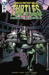 Tmnt Urban Legends #20 Cvr A Fosco (C: 1-0-0)