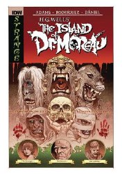 Hg Wells The Island Of Dr Moreau Hc (C: 0-1-2)