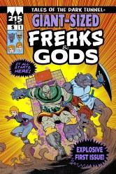 Freaks & Gods Giant Sized One Shot