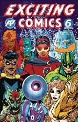 Exciting Comics #6 Cvr B  Legacy Var