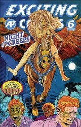 Exciting Comics #6 Cvr C Lady Godiva Var