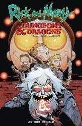 Rick And Morty Vs D & D Tp Vol 02 Painscape