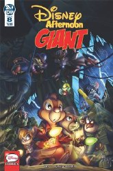 Disney Afternoon Giant #8 (C: 1-0-0)