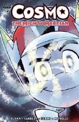 Cosmo Mighty Martian #2 (Of 5) Cvr A Yardley