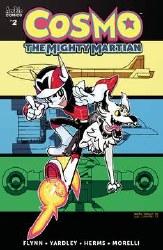 Cosmo Mighty Martian #2 (Of 5) Cvr B Fonseca